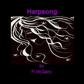 Partan Press Childrens Books - Harpsong by Fi McGarry